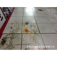 供应厂家直销 广东瓷砖数码印花机 玻璃3D背景墙数码印花机