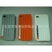 专业礼品定制 轮胎纹硅胶手机保护套 韩泰轮胎纹手机壳