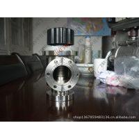 .GD-J50(KF)手动高真空挡板阀 &a