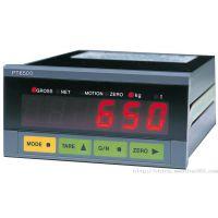 PT650D称重显示仪表志美价格,参数