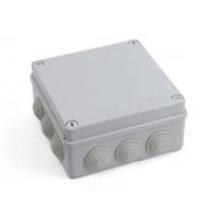 150*150*70mm开关按钮防水盒 低压电缆接线盒电源盒