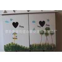 田园风格电表箱 创意装饰家居电表箱 实木电表遮挡箱 欢迎订购