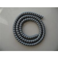 机械胶管保护套 泵车胶管油管用螺旋保护套