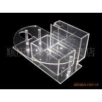 【厂家直销】亚克力收纳盒/PP塑料收纳盒/来样定做各种规格收纳盒