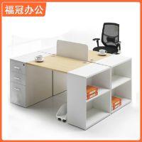 上海办公家具厂家生产 组合简约工作台 职员工作台