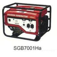 原装日本DAISHI大新本田发电机 SGB7001Ha 汽油发电机
