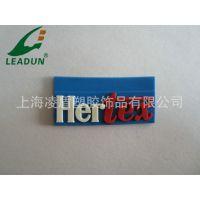 厂家生产 软胶环保双面标牌 环保矽利康标牌制作