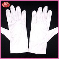 【厂价直销】各种展会用高品质手套 精美礼仪手套