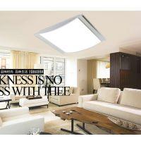 615 LED高档铝材吸顶灯 长方形客卧室餐厅灯具灯饰灯 经典爆款
