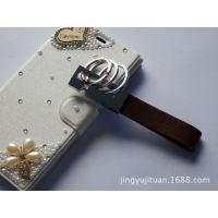 供应优质真皮钥匙扣,爆款广告促销礼品,高档钥匙扣