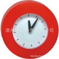 精简创意塑料桌钟 迷你时尚桌钟
