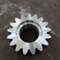 金属外齿轮 大齿轮加工 大直径齿轮加工定制 齿轮驱动