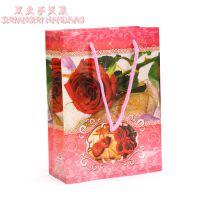专业厂家 供应定做 特色礼品纸袋 手提纸袋 礼品包塑料手提袋