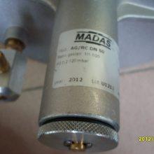MADAS稳压阀意大利马达斯MADAS AG/RC比例调节阀RG/2MC减压阀