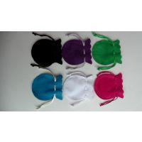 珠宝首饰包装袋 供应饰品包装盒 高档绒布批发饰品袋 珠宝袋首饰