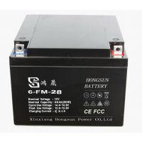 供应12V26AH电瓶电动车、电动汽车专用免维护蓄电池