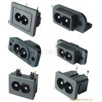 供应电源插座,两极电源插座,环保,UL,VDE