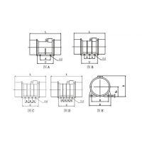 滨河振动电机JZO75-6功率5.5KW