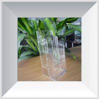 专业定做生产亚克力资料架 有机玻璃展示架深圳松岗