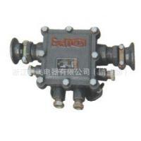供应BHD2-20/127-6T矿用隔爆型低压电缆接线盒