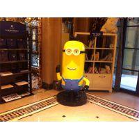 小黄人展览会|卡通展览会|小黄人模具造型|小黄人厂家批发|