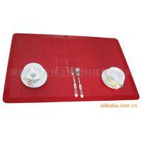 供应餐桌垫,100%食品级硅胶,耐高温硅胶垫,深圳硅胶