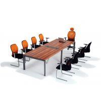 会议桌 板式 钢脚 FANG-T3-3212