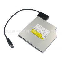 供应USB3.0外接光驱线 SATA光驱转USB线