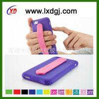 热门 硅胶创意手机套 iphone6 原机设计 百分百合身 多功能