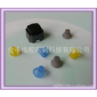 Straight for high copy alpine silicon single point buttons