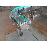 供应链板输送机 顶板链输送线 塑料链板输送线 控牛自动化设备