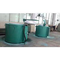 东莞铝锌锡合金熔炉现货厂家 金力泰GR3-150-9型熔锡熔铝炉