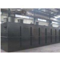 供应质量好的一体化污水处理设备价格怎么样