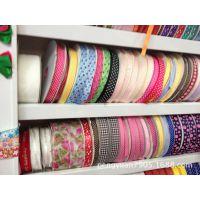 缎带印刷 印花织带 印点缎带 织带印刷  纱带印花 罗纹带印花