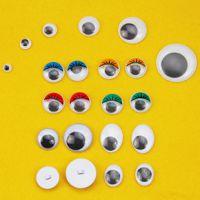 儿童 益智玩具 幼儿园手工制作材料 娃娃 眼睛 活动眼睛 3D眼睛