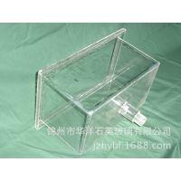 大量供应 石英玻璃方箱加工 辽宁石英玻璃加工