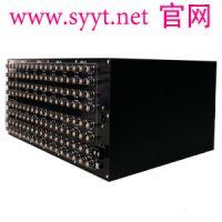 供应1路输出80路输入视频矩阵切换器主机VJZ-0180V/OSD