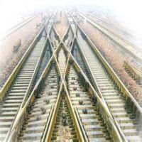 供应菱形交叉道岔,矿用交叉道岔, 菱形交叉道岔图纸