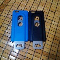 苹果官网手机壳开瓶器 iPhone6保护套 推拉式开瓶器手机壳