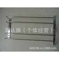 304不锈钢双排标准型(35CM长)倒置杯架
