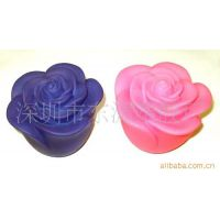 玫瑰花发光灯罩 发光玩具 搪胶灯罩 闪光精品生产