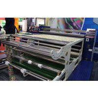 2015滚筒热转印机/滚筒式热转印机/高质量升华转印效果 东莞至上厂家直销