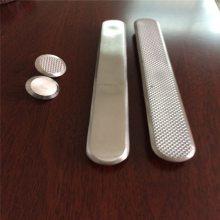 金聚进 304不锈钢盲道钉 菠萝纹防滑导盲条 厂家销售