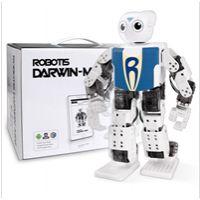 供应DARWIN-MINI 达尔文仿真人形机器人 手机遥控可编程机器人