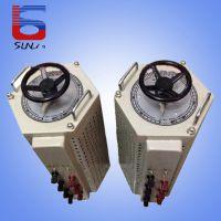 『厂家直销 』TSGC2J-9KVA三相老型接触式调压器 设备调压器