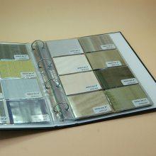 深圳定制生态木业板材样板册 塑料样品册在哪里 价格多少