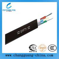 供应厂家直销松套层绞式非金属加强芯非铠装光缆GYFTY