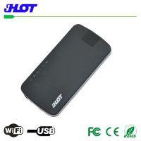 HOT 硬盘盒 WIFI无线移动硬盘 移动存储 带无线路由功能