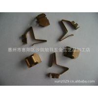 提供杭州义乌永康各类精密五金端子 焊接 铆压件 固定 云母插片