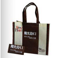无纺布包装袋厂家环保广告袋家纺包装PVC包装来样加工批发订做